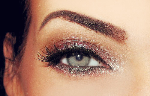 beauty, cosmetics, eye, eye shadow, eyebrows, eyeshadow, face, gir, girl, green, make up, makeup, mascara, roberta, ruby