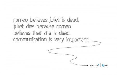 belive, communication, dead, juliet, love