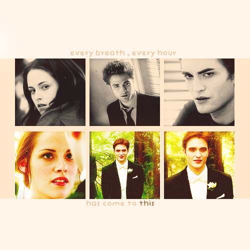 bella swan, beward, breaking dawn, edward and bella, edward cullen, kristen stewart, twilight saga, twilight, robert pattinson, Unbroken, Eternity