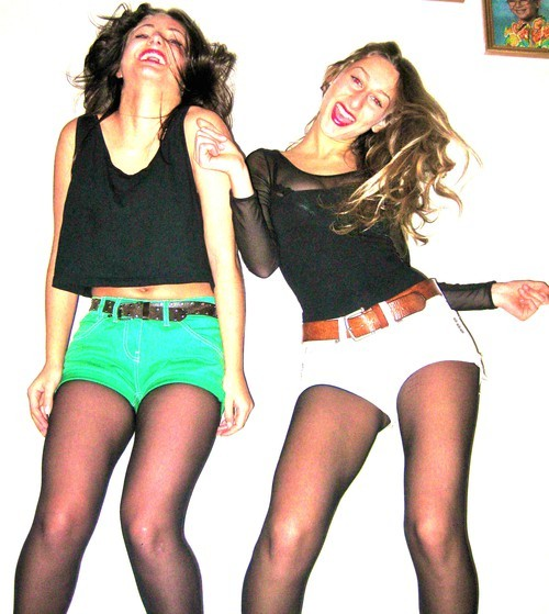best friends, bodies, body, crazy, cute, friends, friendship, girl, girls, hair, happiness, happy, having a good time, having fun, inspiration, laugh, laughing, love, memories, memory, outfits, party, short shorts, shorts, swedish girls, together