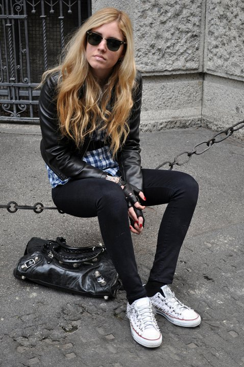 all black converse outfit - photo #4