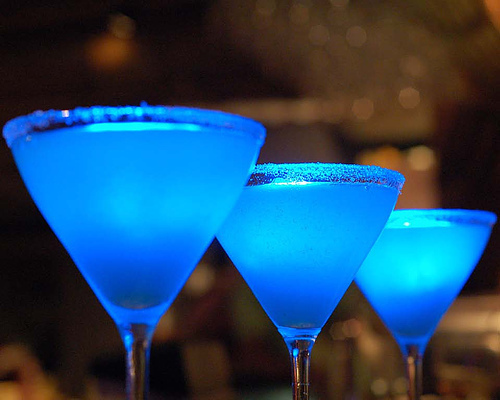 blue, drink, drinks
