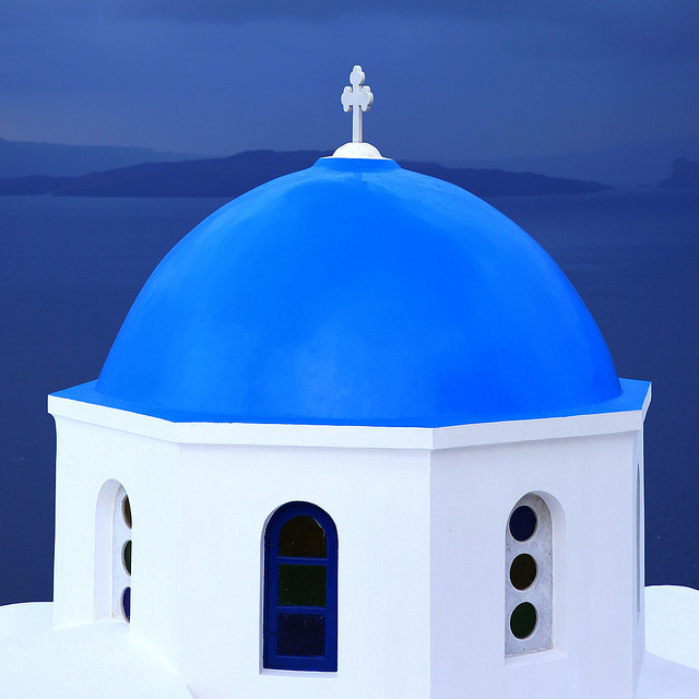 blue, greece, sea, white