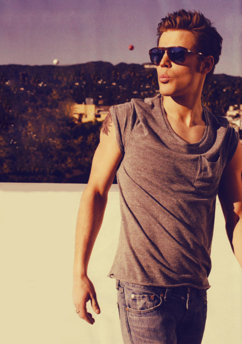 boys, glasses, handsome, paul wesley, sexy