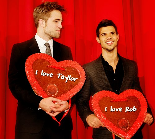 breaking down, cute, handsome, heart, love, robert e taylor, robert pattinson, rod, sexy, taylor launtner, taylor lautner, teylor, twilight