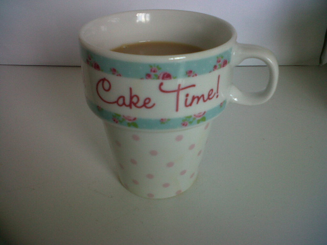 cake, cath kidston, cup and cute