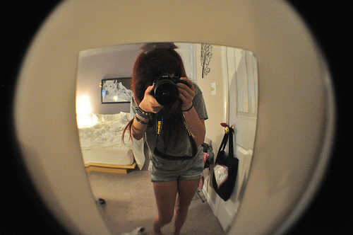 camera, fashion, fisheye, fisheye girl style, girl, hair