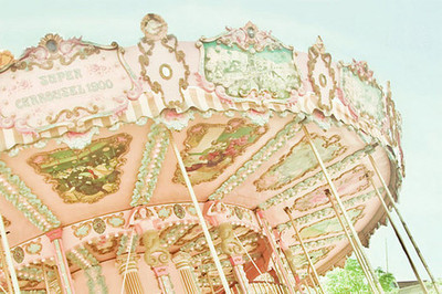 carnival, carousel, merry go round, pretty