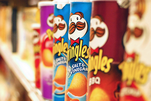 chips, colors, pringles