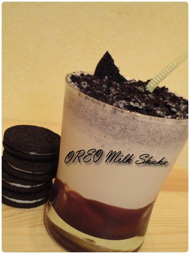 MILSHAKE OREO