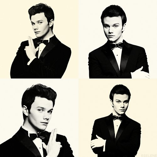 chris colfer, glee, kurt hummel