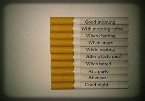 cigarettes, coffee, day, diary, morning