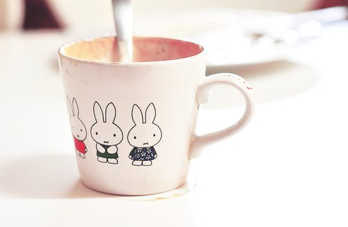 Coffee Cup Cute Miffy Image 268699 On