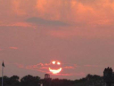 cool, face, funny, happy, joy, noway!, sky, smile, sunset