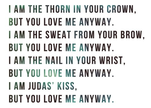 crown, jesus, judas, love, nail