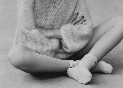 cute, girl, knit, socks