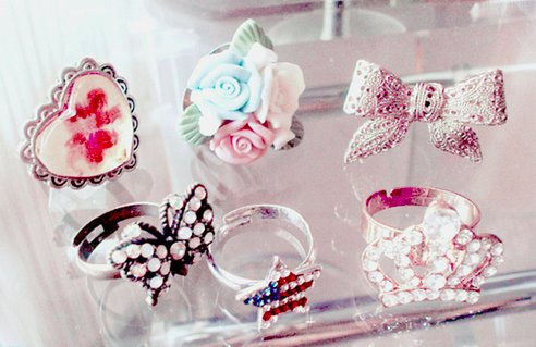 cute, jewerly, ring