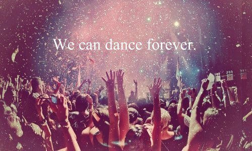 dance, dancing, feeling, forever, friends
