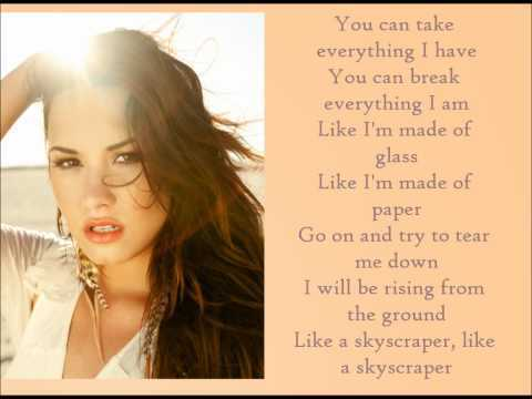 demi, girl, lovato, lyrics, pink