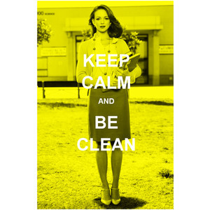 emma, glee, keep calm