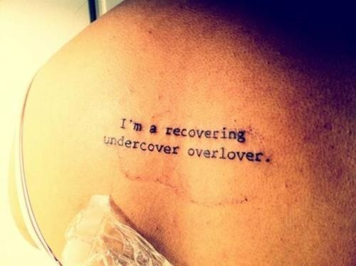 Erykah badu overlover quote recovering song image for Erykah badu real tattoos