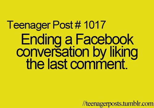facebook, teenager, teenager posts, teenagers