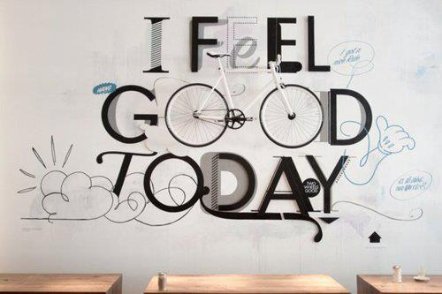 feel, good, quotes, today