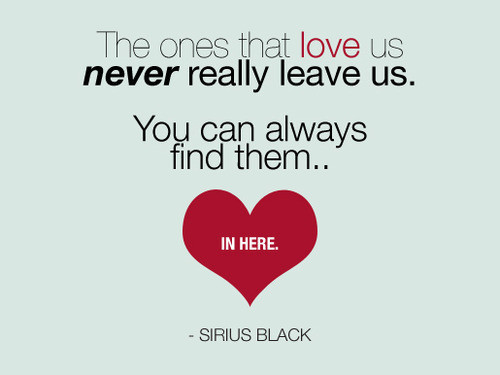 harry potter, love, sirius black