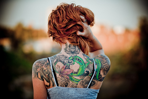 hipster, photography, tattoo and tattoos