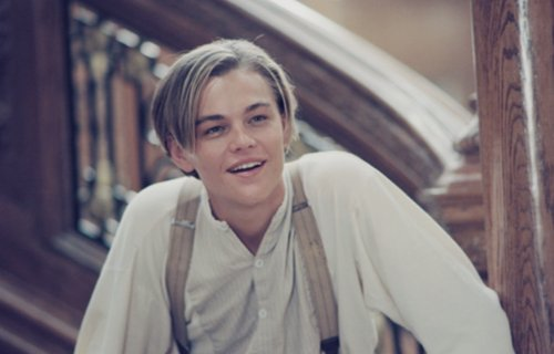 hot, leonardo dicaprio, love, movie, titanic