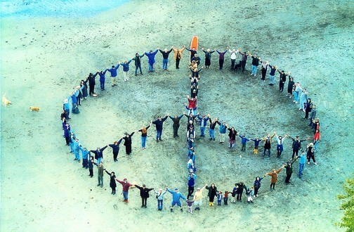 love, peace, peace sign, people, unity