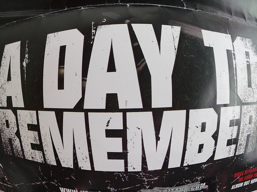 a day to remember, adtr, cute, fisheye, photo