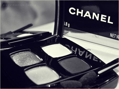 adorable, beautiful, black, brush, chanel