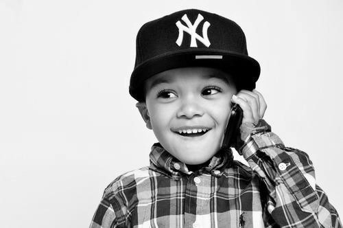 adorable, black and white, blouse, child, cute, kid, meu filho, phone, so adorable, so cute