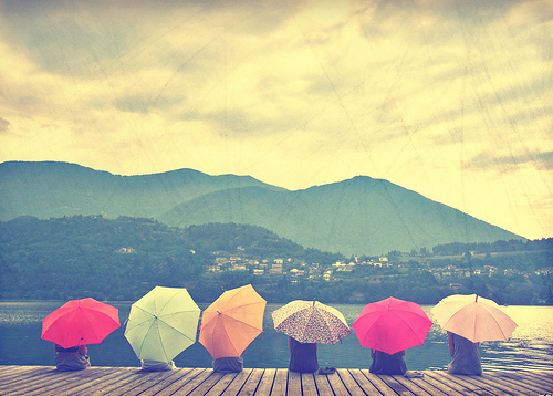 adorable, colors, cool, cute, friends, girl, girls, lovely, montain, nature, nice, pretty, sea, sweet, umbrella