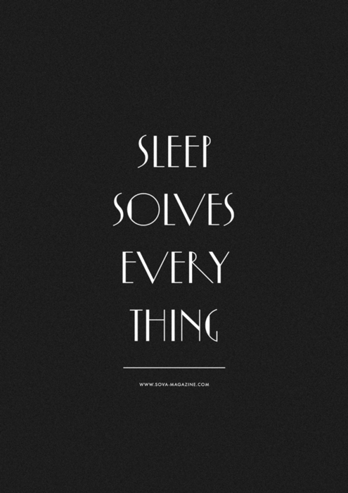 advice, bed, night, problem, sleep, solution, text, true, words
