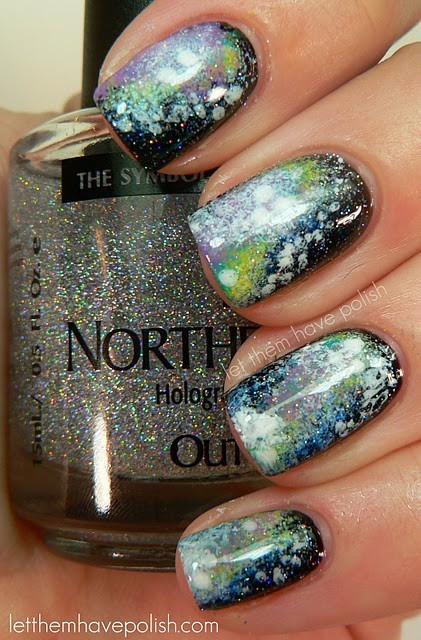 amazing, colors, cool, design, fabulous, fashion, galaxy, girl, glitter, nail, nails, omg, photography, sparkly