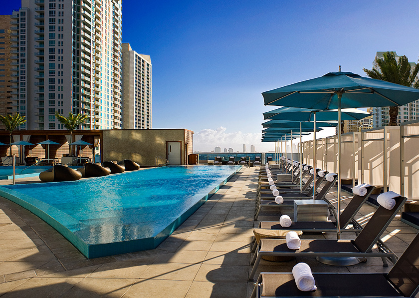 amazing, hotel, luxury, miami, pool