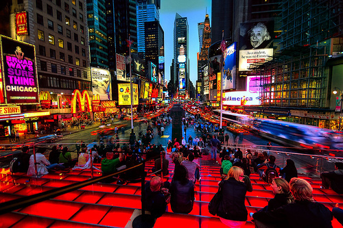 america, busy, city, love, new york
