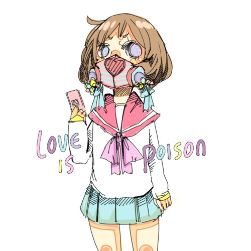 anime, black, blue, brown, cry, cute, pink, girl, yellow, kawaii, smile, random, lentes, green, white, red, simple, hair, fondo