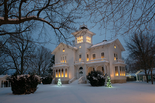 architecture, beautiful, building, buildings, christmas