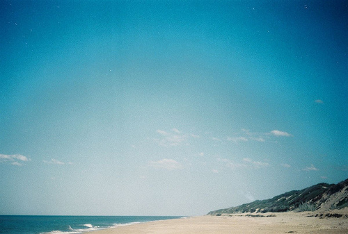 art, beach, beautiful, blue, photo, photography, sky, summer