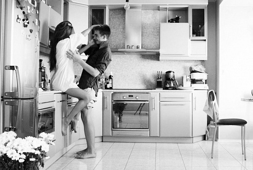 art, beautiful, black, blue, boy, couple, cute, fashion, girl, hot, kitchen, love, photography, pretty, sexy, style, vintage, white