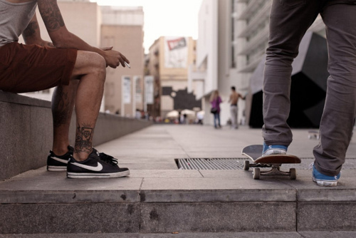 art, beautiful, black, blue, cute, fashion, girl, hot, love, photography, pretty, sexy, skate, skating, style, vintage, white