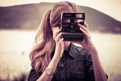 artsy, camera, fashion, girl, photography, pretty