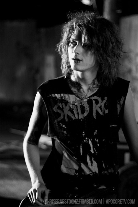 Asking Alexandria Ben Bruce Cute Perfect Sexy Image