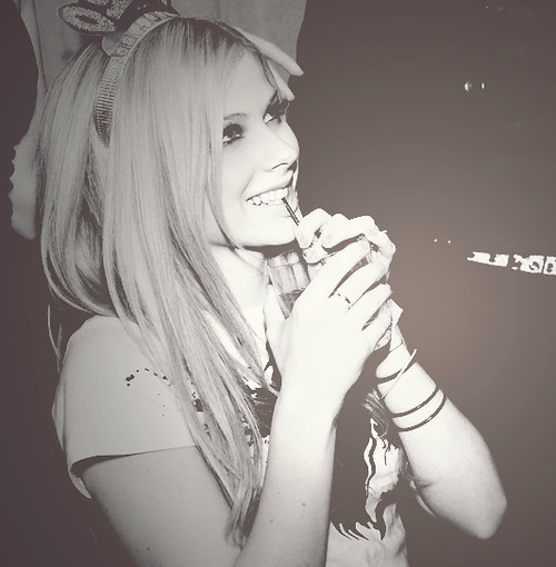 avril, beautiful, beauty, blonde, cute, drink, girl, photography, pretty, smile