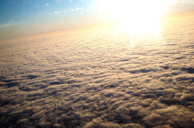 away, awesome, believe, calm, clouds