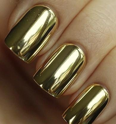 awesome, cosmetics, gold, nail polish, style
