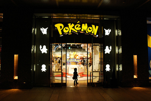 awesome, japan, nintendo, pikachu, pokemon, shopping, store